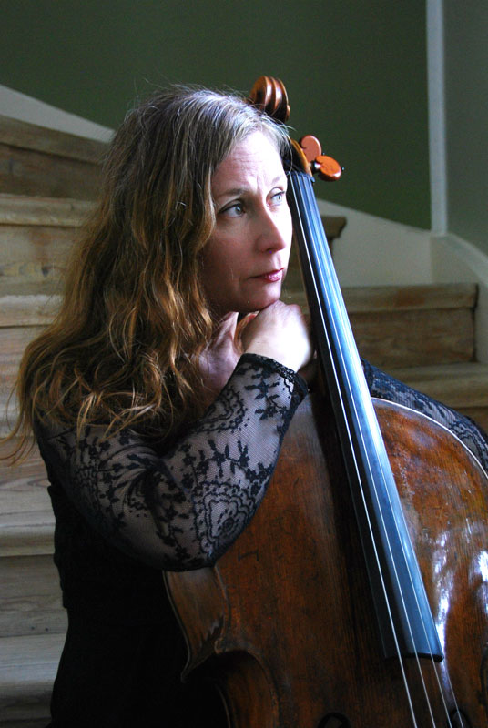 Sofia Petersen cello